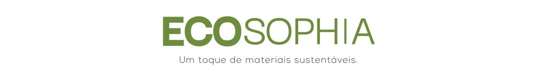 ECOSOPHIA: Um Toque de materiais sustentáveis.