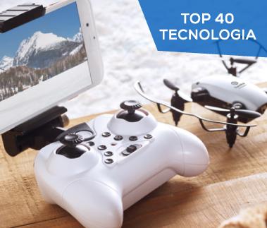 Top 40 Tecnologia
