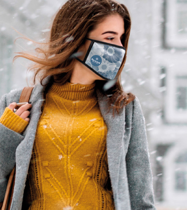EXPERIÊNCIA AO AR LIVRE: Agasalhe-se. Não corra o risco de se constipar.