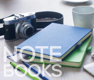 Notebooks/Calendários