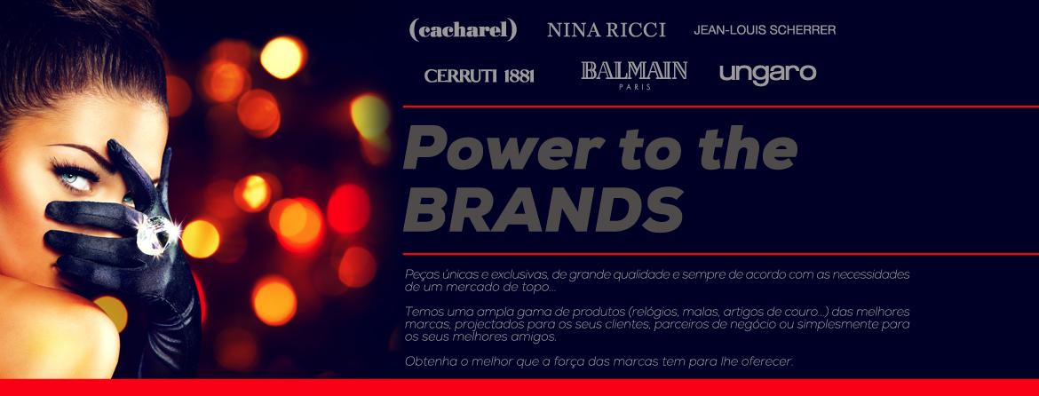 Power to the Brands