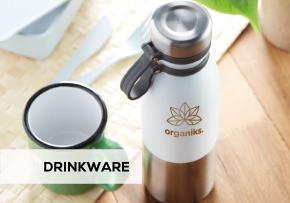 Drinkware Sustentável