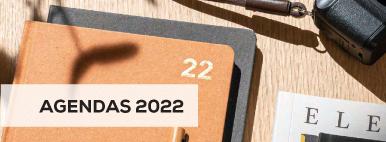 Agendas personalizadas 2022