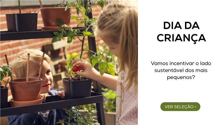 Dia da Criança: Vamos incentivar o lado sustentável dos mais pequenos?