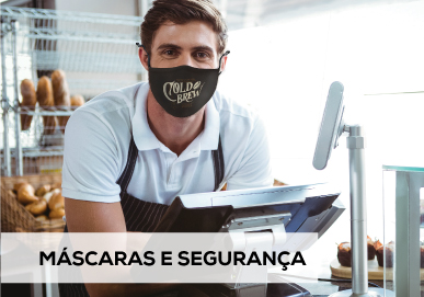Mascaras e segurança
