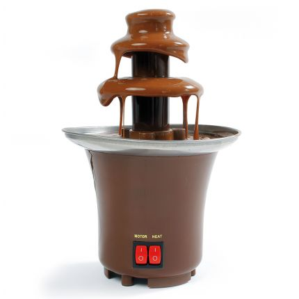 FONTE CHOCOLATE FOUNTAIN